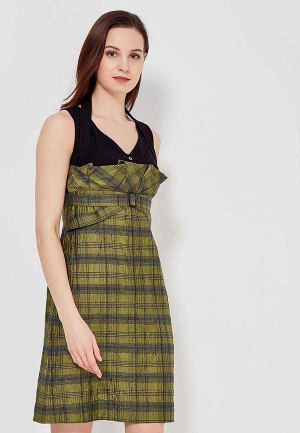 Купить Платье Ано, mp002xw0f859, зеленый, Весна-лето 2019
