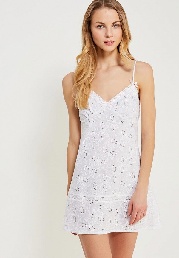 Сорочка ночная Mia-mella Mia-mella MP002XW0F8GT сорочка и стринги soft line mia размер s m цвет белый