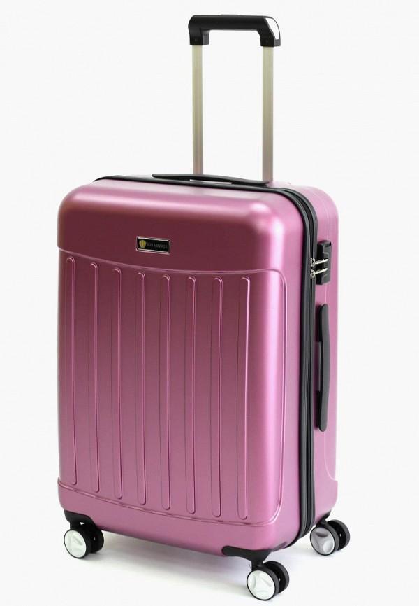 Чемодан Sunvoyage Sunvoyage MP002XW0F8IO чемодан розовый