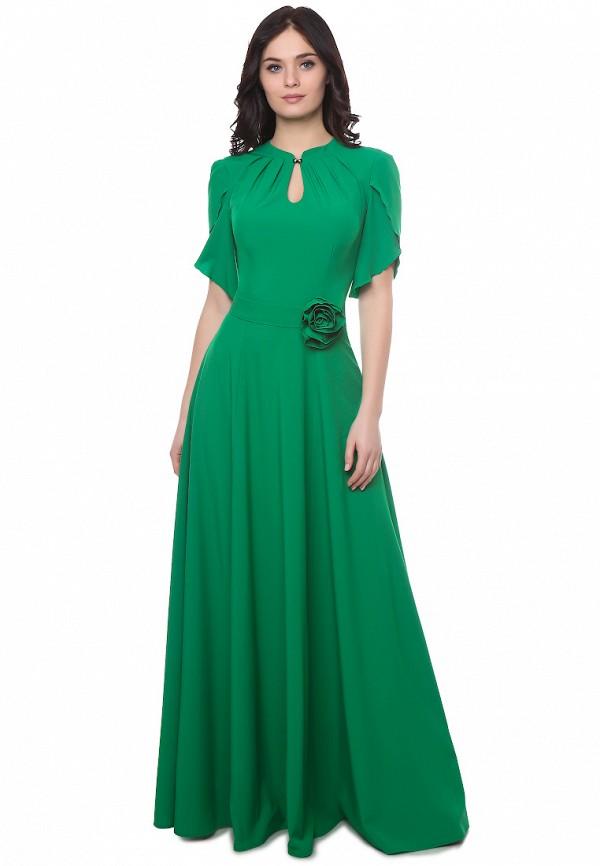 Купить Платье Grey Cat, NARDIN, mp002xw0f8jn, зеленый, Весна-лето 2019