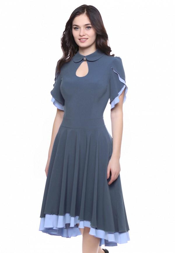 Платье Grey Cat Grey Cat MP002XW0F8KA цена 2017