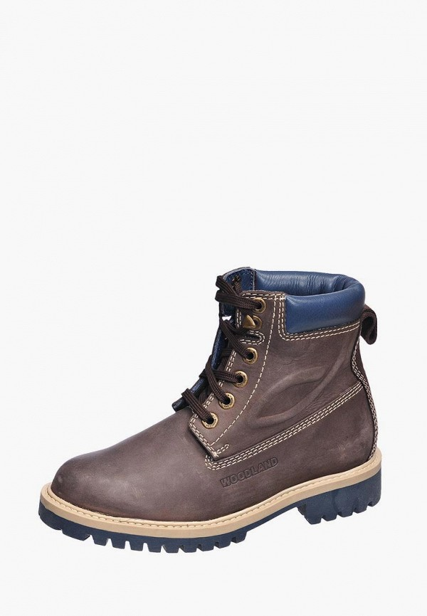 Ботинки Woodland Woodland MP002XW0F9B9 цена 2017