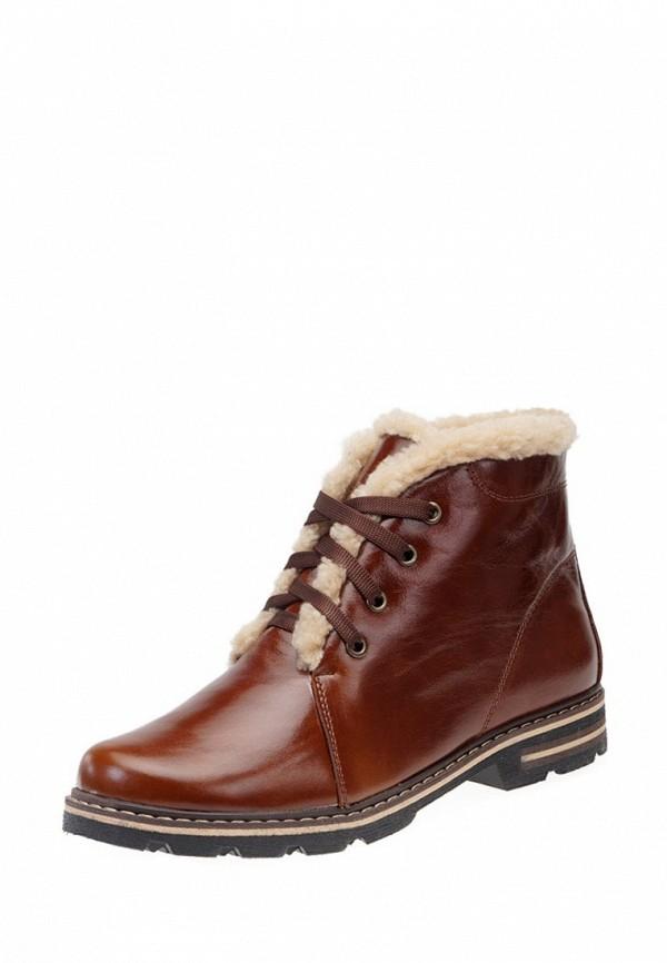 женские ботинки tops, коричневые