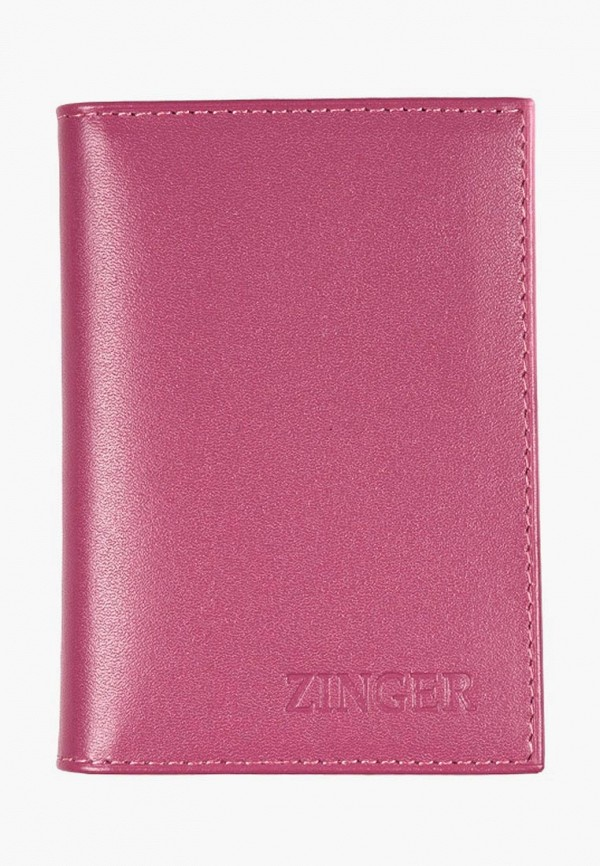 Визитница Zinger Zinger MP002XW0F9K3 визитница zinger regina cve 304 1 фиолетовая