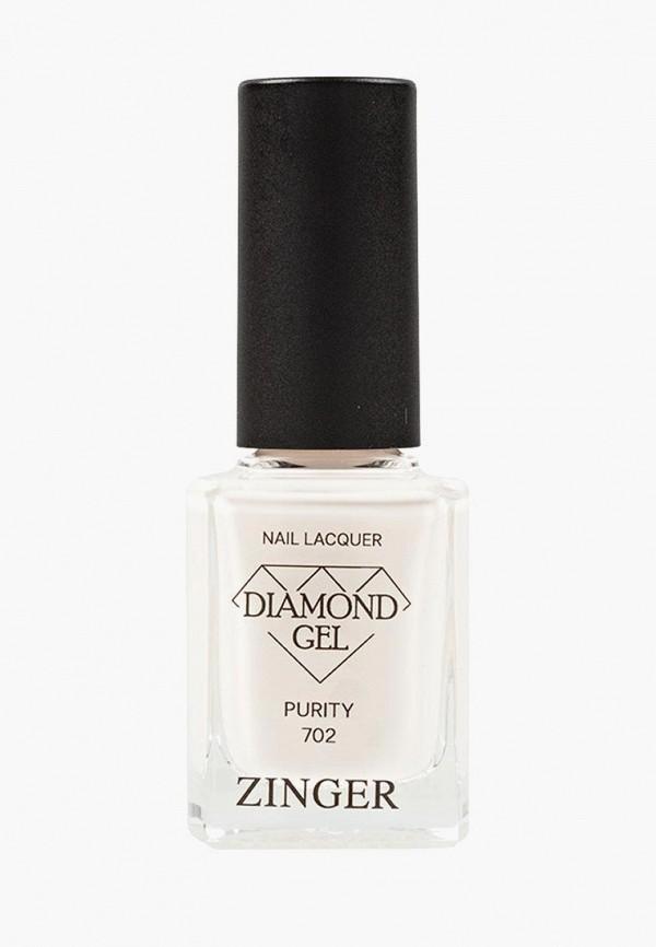 Лак для ногтей Zinger Zinger MP002XW0F9NT лак для ногтей orly permanent collection 464 цвет 464 purple crush variant hex name 8f258d
