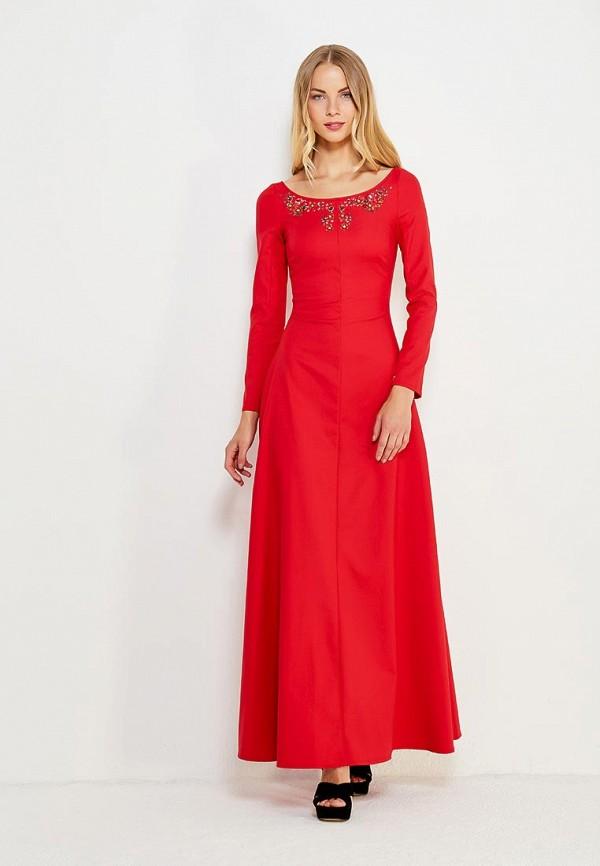 Купить Платье Mazal, MP002XW0F9T4, красный, Осень-зима 2017/2018