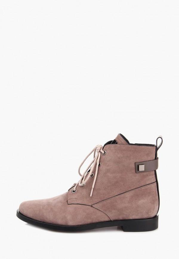 женские ботинки ditto, коричневые
