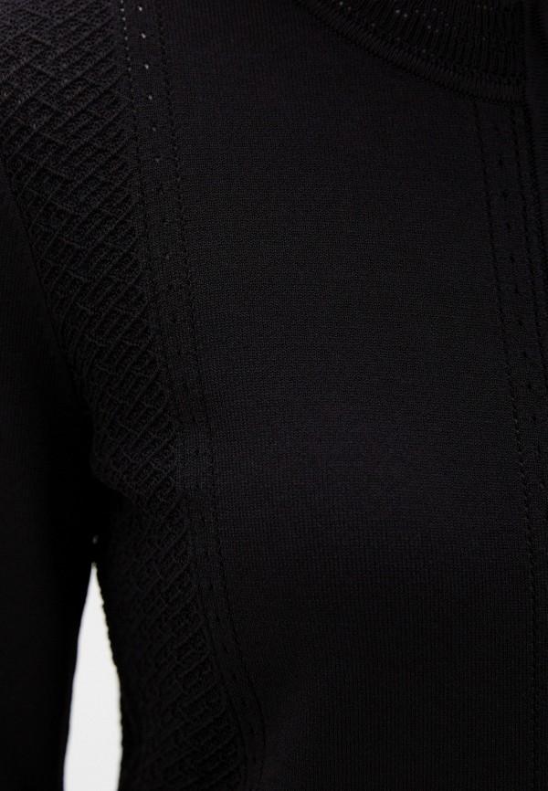 Кардиган Hugo цвет черный  Фото 4