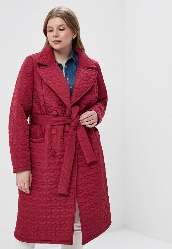 Купить Пальто JP, mp002xw0fiaw, бордовый, Осень-зима 2018/2019