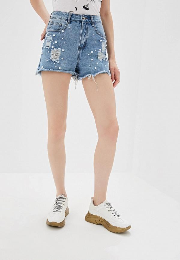 Шорты джинсовые Befree Befree MP002XW0FIWZ шорты джинсовые befree befree mp002xw0ro1k