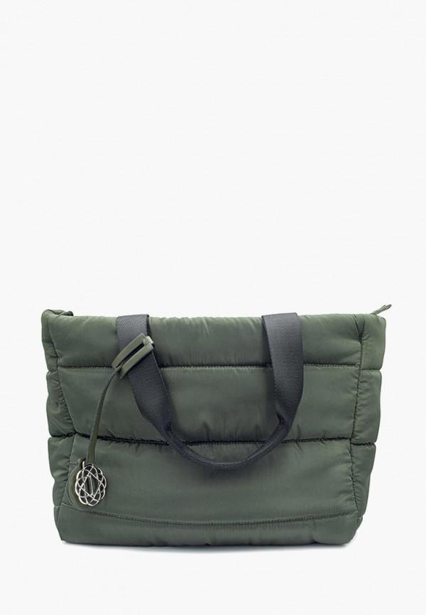 женская сумка icone, хаки
