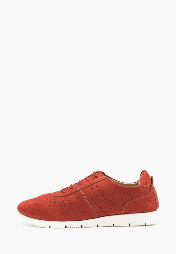 женские кроссовки darkwood, красные