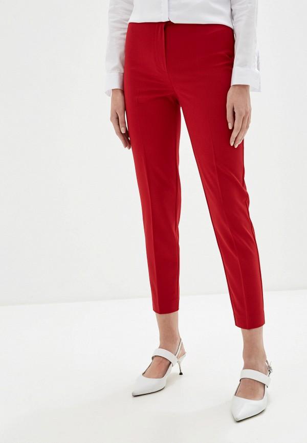 женские брюки la biali, красные
