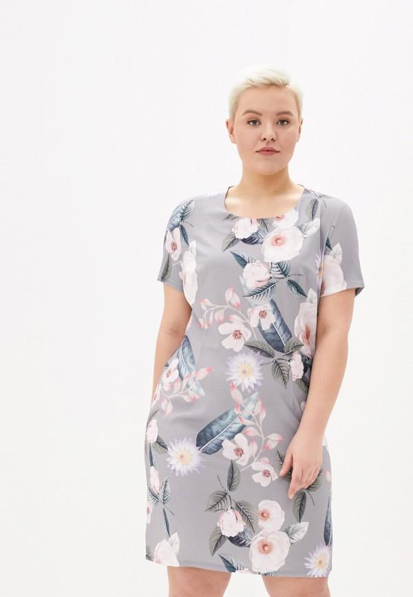 Платье Milanika Milanika MP002XW0FQHG платье miata серый 48 размер