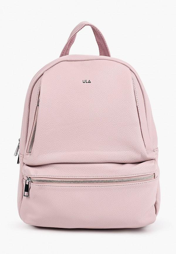 женский рюкзак urban life accessories, фиолетовый