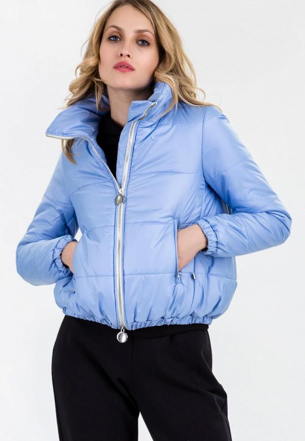 женская куртка for friends, голубая