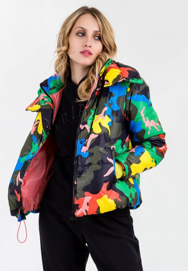 женская куртка for friends, разноцветная