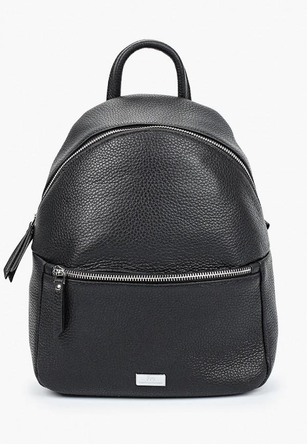 Фото - Женский рюкзак Franchesco Mariscotti черного цвета