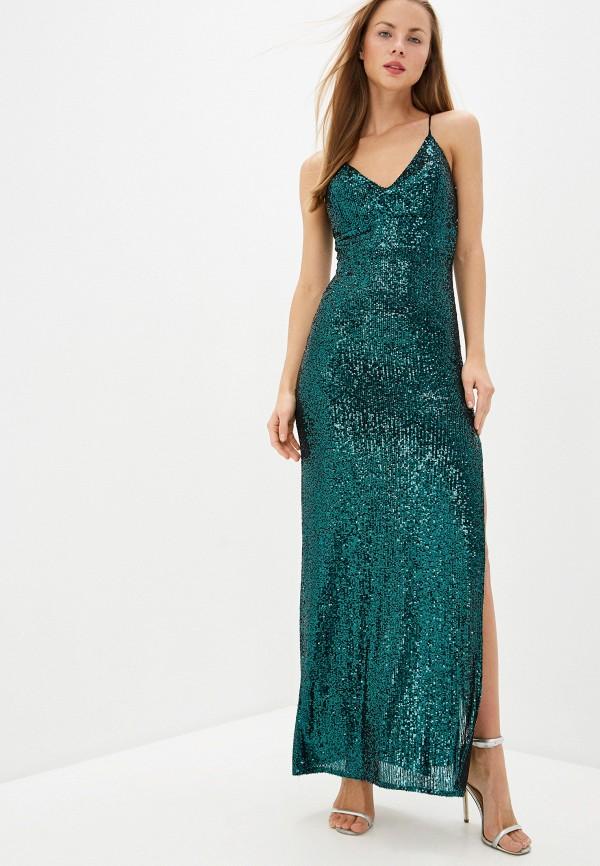 Платье Joymiss зеленого цвета