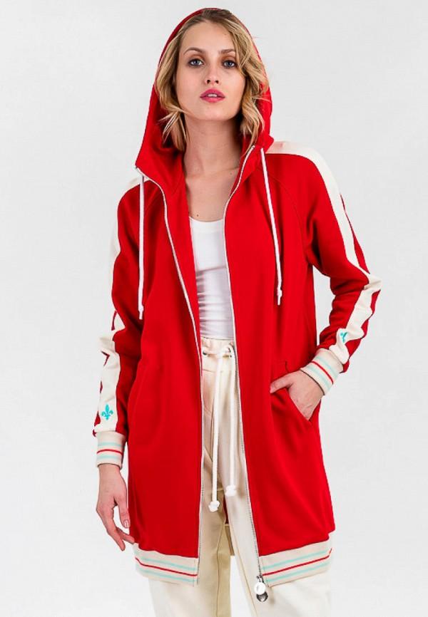 женская туника for friends, красная
