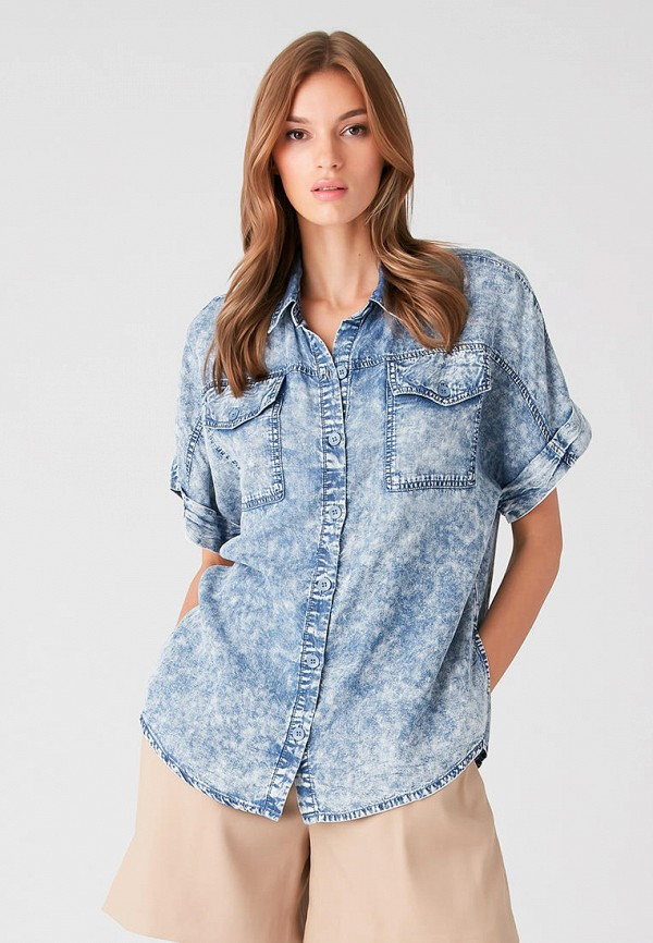 Рубашка джинсовая Love Republic