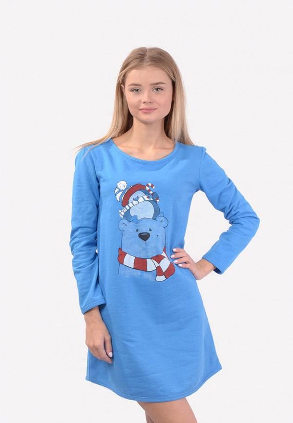 женское платье n.el, синее