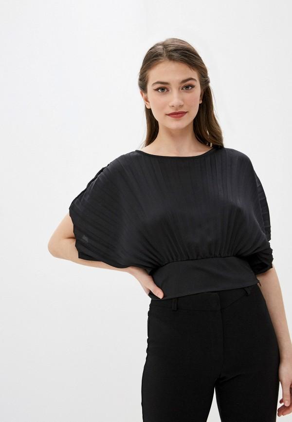 Блуза Joymiss черного цвета