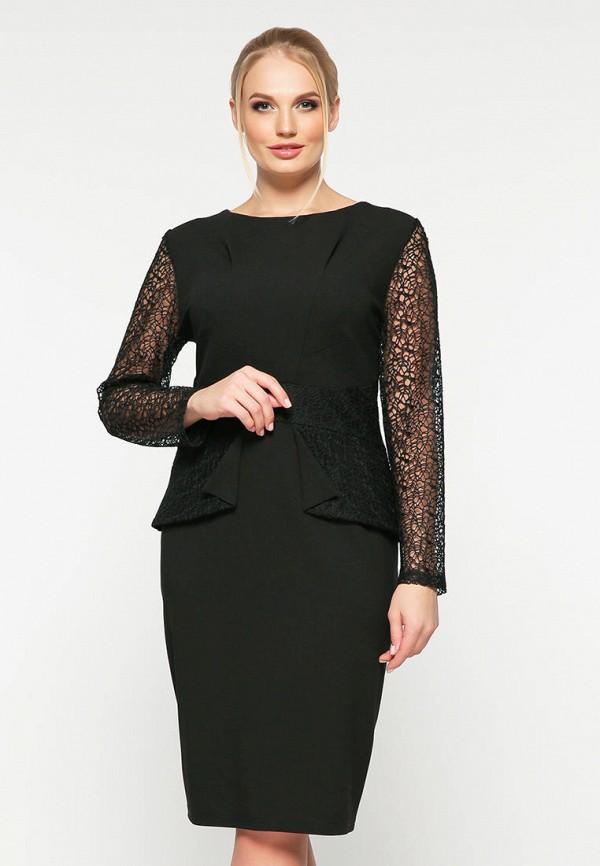 женское вечерние платье vlavi, черное