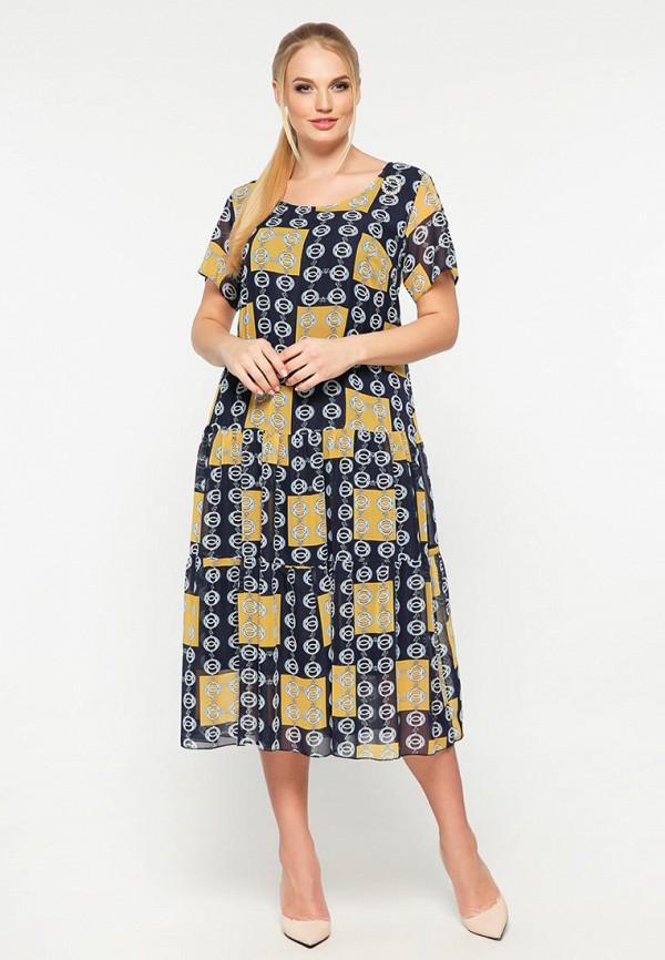 женское повседневные платье vlavi, разноцветное