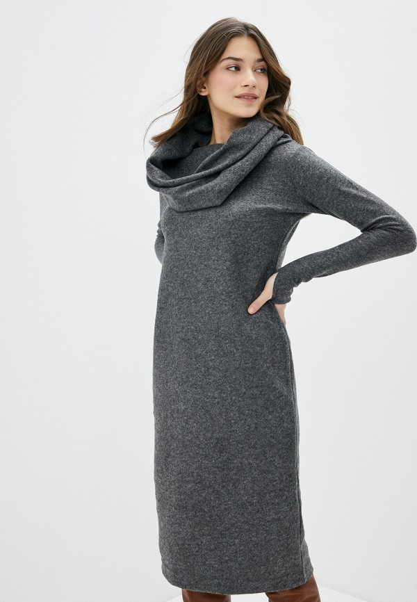 Платье Alwero Alwero  серый фото