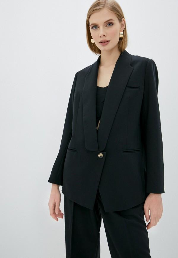 женский пиджак ummami, черный