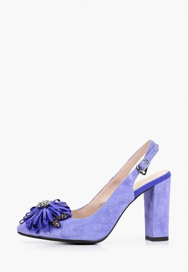 женские туфли stivalli, синие