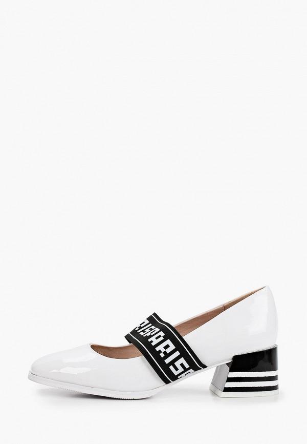 женские туфли stivalli, белые