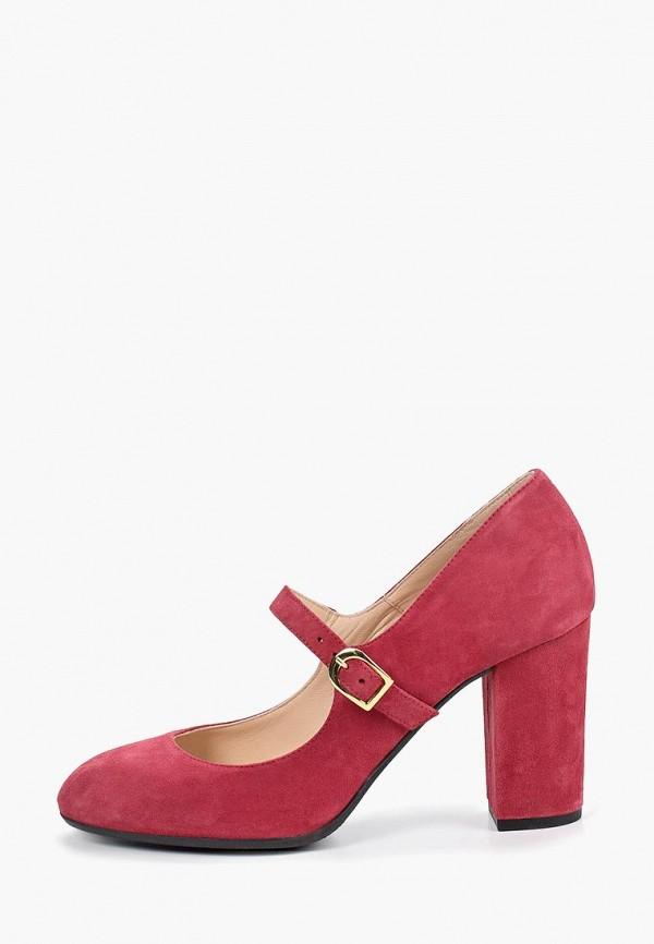 женские туфли argo, розовые
