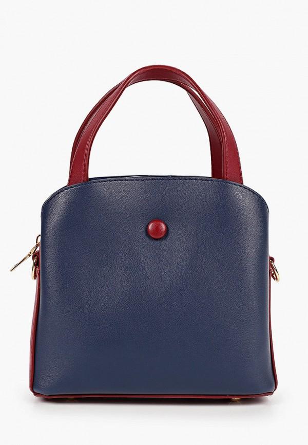 женская сумка через плечо артми, синяя