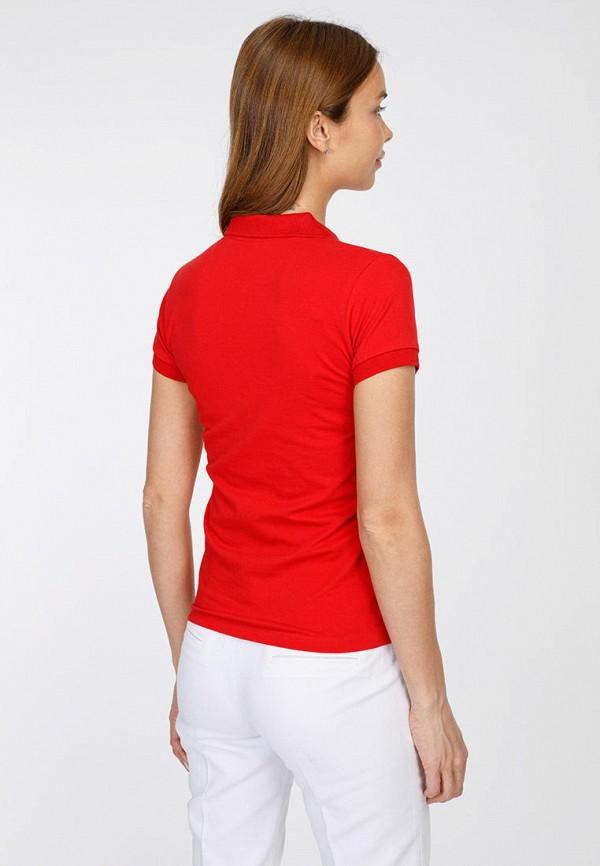 Поло Bazzaro цвет красный  Фото 2