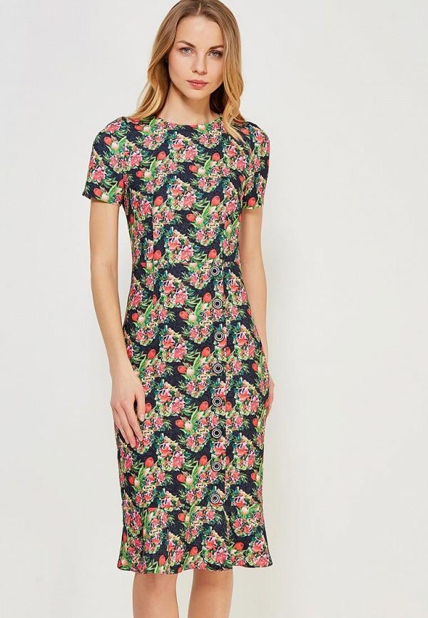 Платье Bazzaro цвет разноцветный