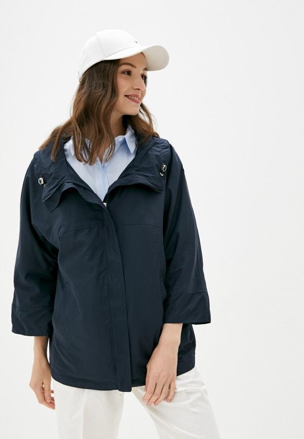 женская легкие куртка le monique, синяя