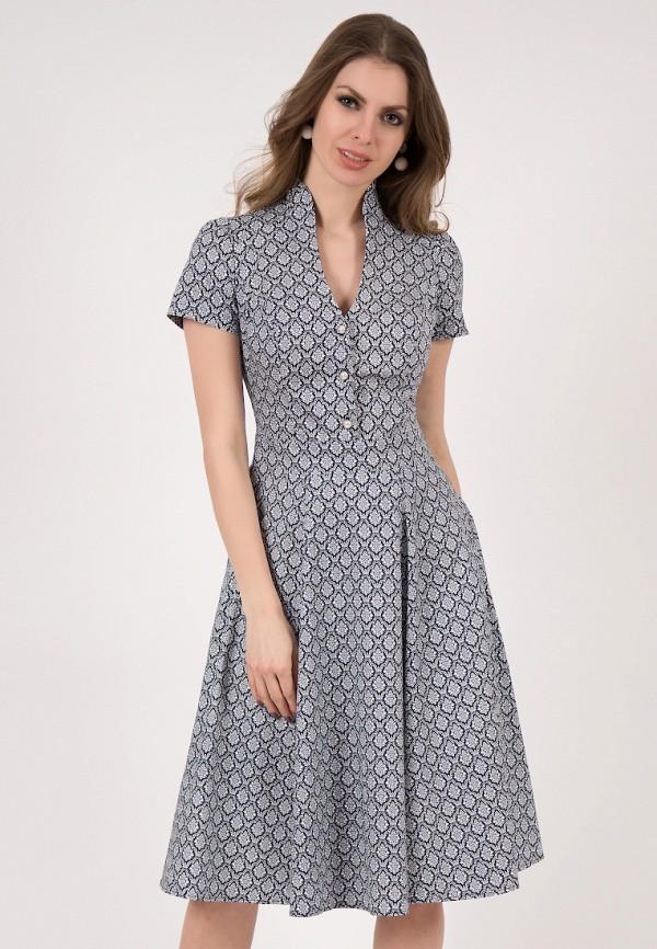 женское платье миди olivegrey, белое
