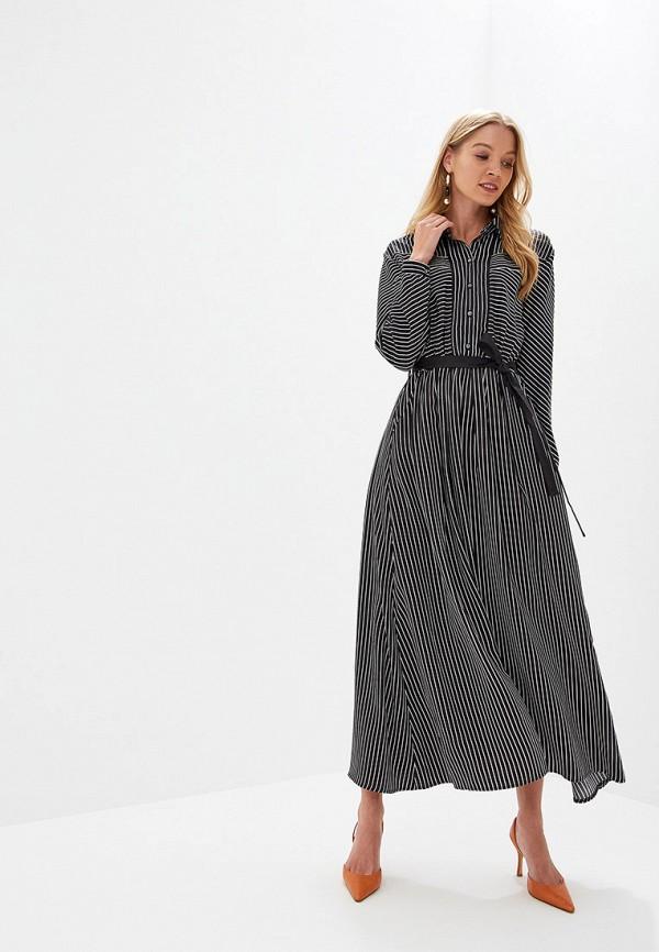 Фото - Платье Buono черного цвета