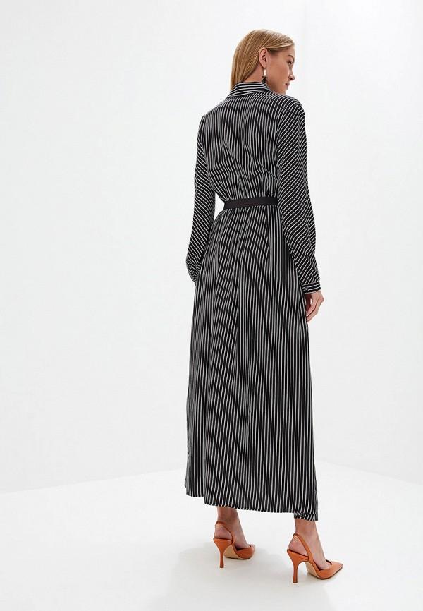 Фото 3 - Платье Buono черного цвета