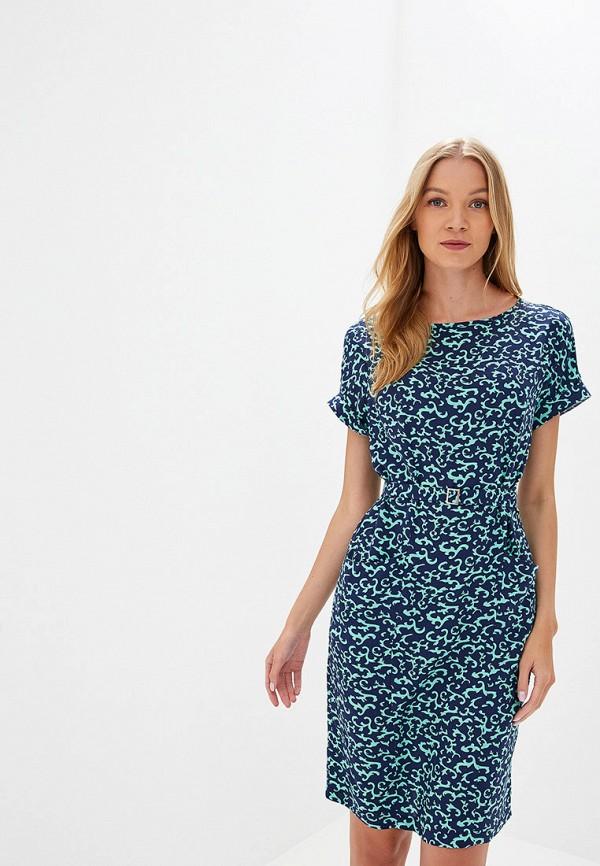 Платье Buono цвет разноцветный