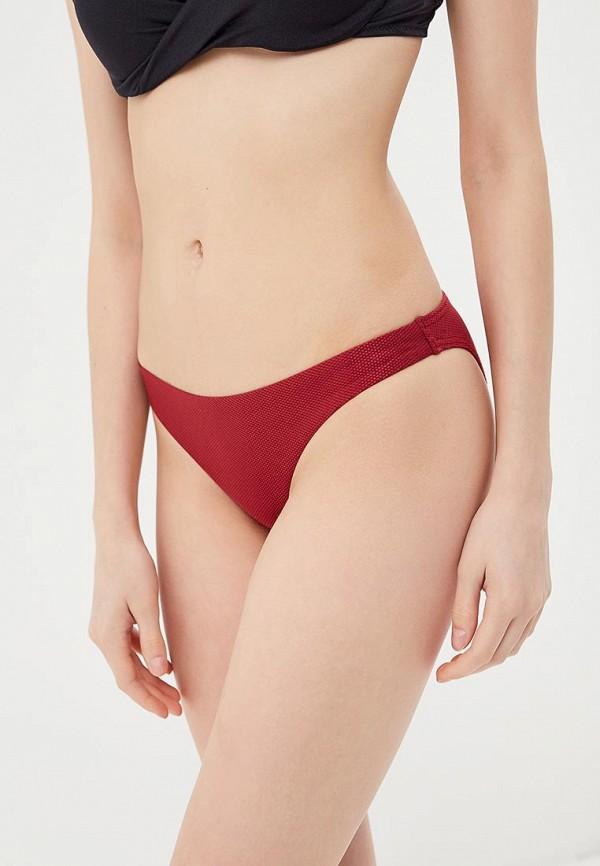 женские плавки marc&andre, красные