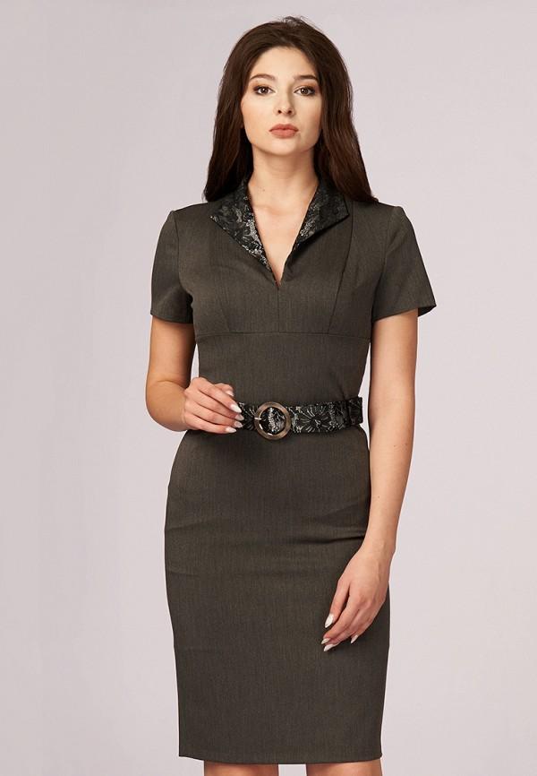 Купить Платье Ано, MP002XW0FXWA, серый, Осень-зима 2017/2018