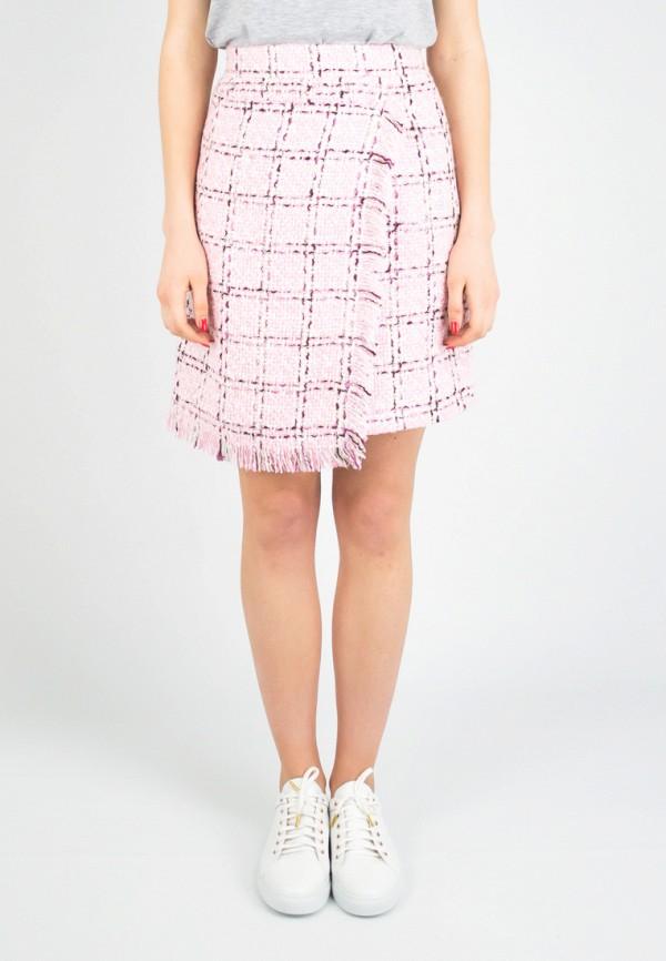 мужская прямые юбка dasti, розовая