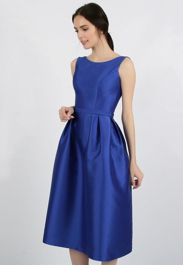 платье  miodress, синее