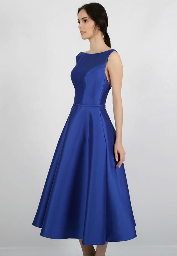 мужское вечерние платье miodress, синее