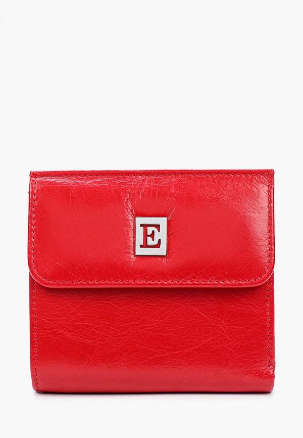 женский кошелёк eleganzza, красный