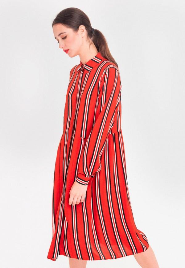 женское платье shtoyko, красное
