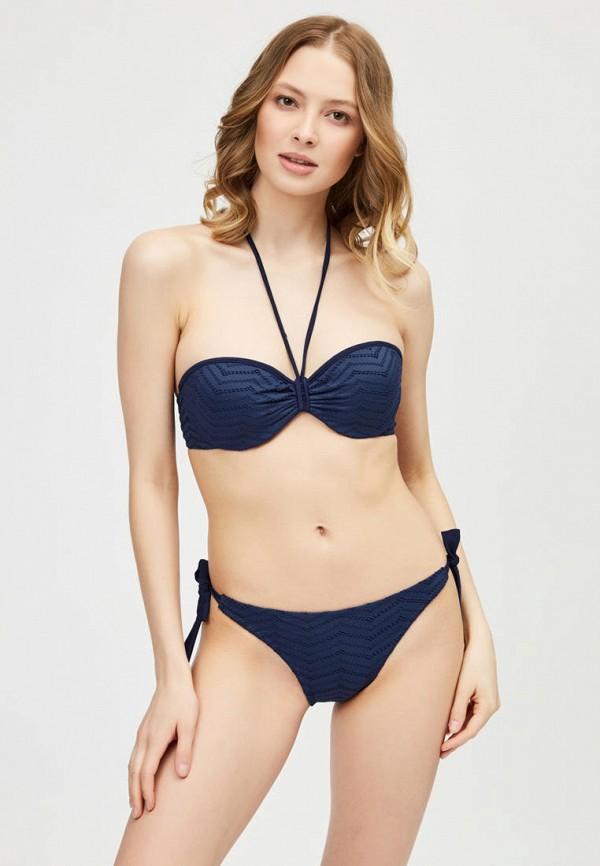 женский купальник argento, синий